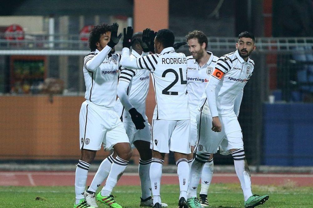 Κέρκυρα-ΠΑΟΚ 0-5: To «τέλειωσε» πριν καν αρχίσει!