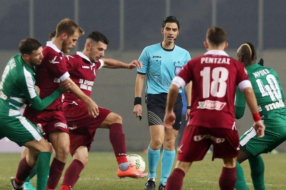 Λάρισα-Παναθηναϊκός 0-0: Και μη χειρότερα...