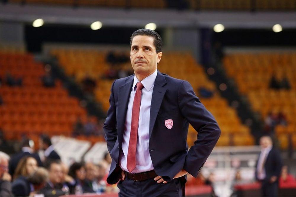 Σφαιρόπουλος: «Κάνουμε σίριαλ με τους τραυματισμούς»