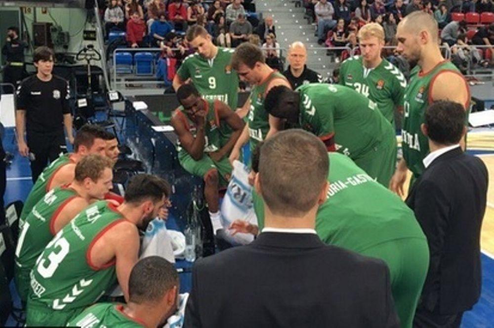 Μπασκόνια - Μπαρτσελόνα 65-62: «Θρίλερ» με happy end για τους γηπεδούχους