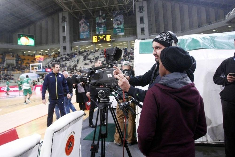 H εμπειρία της μετάδοσης ενός αγώνα από τα κανάλια Novasports!