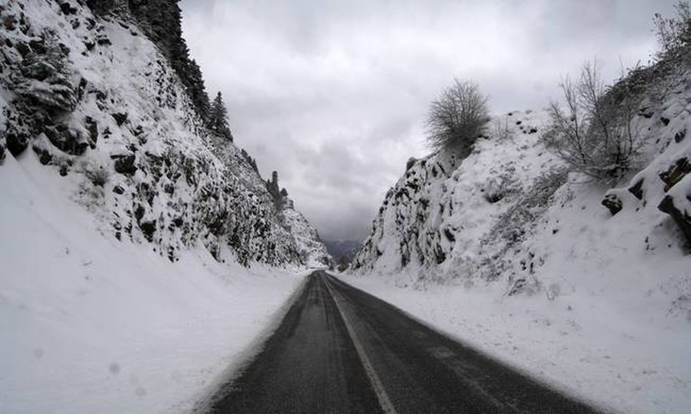 Καιρός: Με λιακάδα τα Χριστούγεννα... τα χιόνια από την Πρωτοχρονιά!