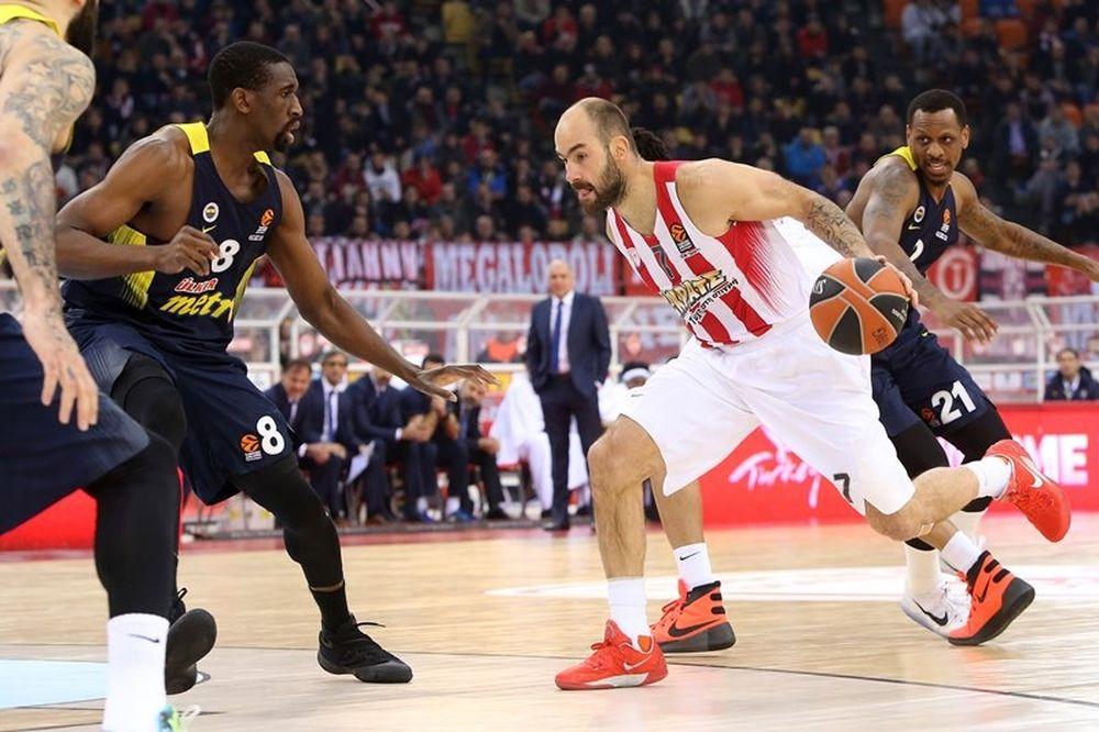 Ολυμπιακός - Φενέρμπαχτσε 71-62: Πήγε να το... χάσει!