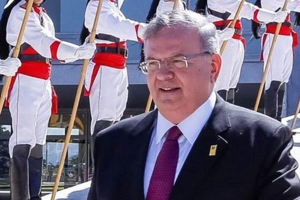 Εξέλιξη-σοκ: Νεκρός ο Έλληνας πρέσβης στην Βραζιλία
