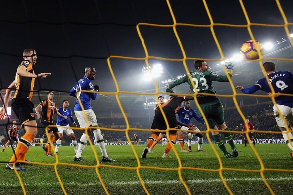 Premier League: Γλίτωσε το... κάζο η Έβερτον