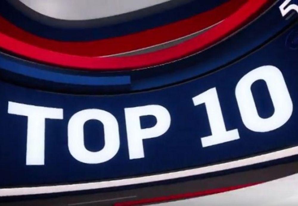 Ένα Top 10 για να χορτάσεις καρφώματα! (video)