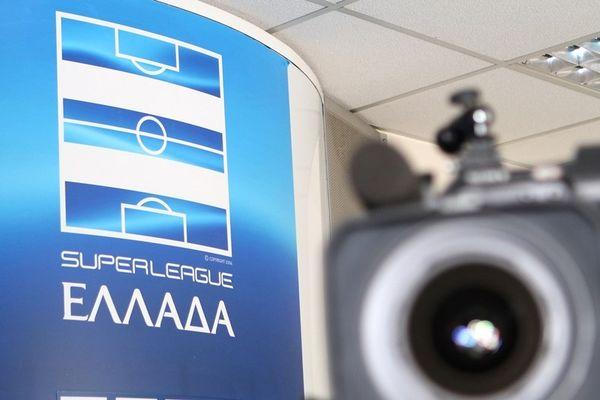Super League: Οι τηλεοπτικές μεταδόσεις της ημέρας