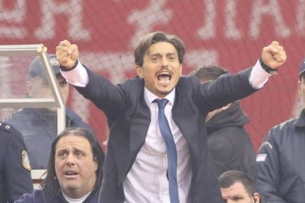 Δ. Γιαννακόπουλος για Πασκουάλ: «Il maestro»! (pics)
