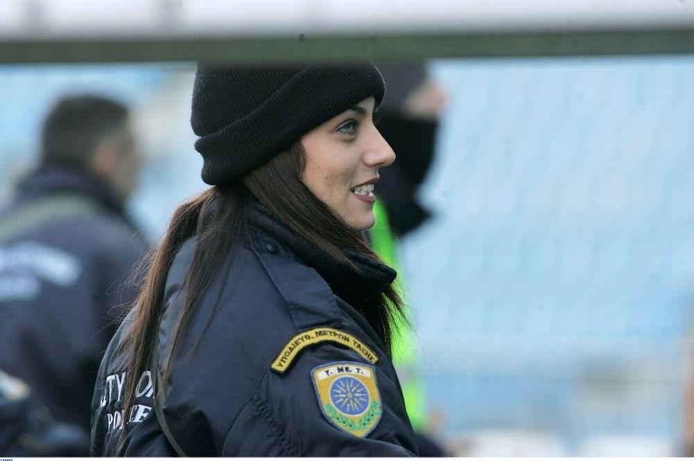 H σέξι αστυνομικός που «τρέλανε» το Καυτανζόγλειο (photos)