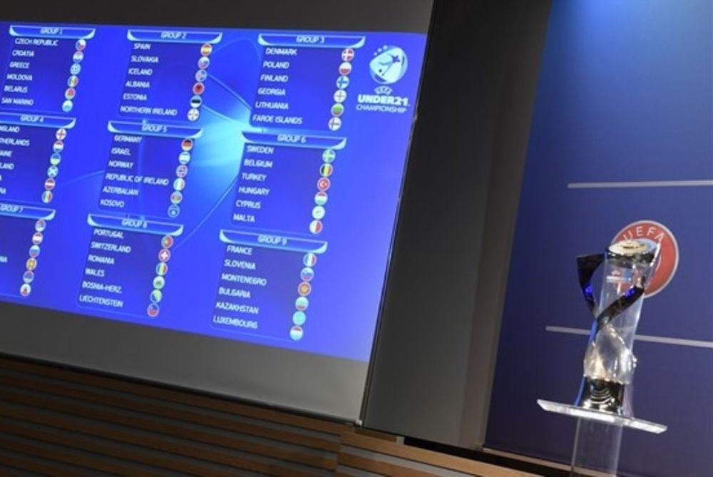 Με αυτούς θα παίξει η Εθνική ενόψει Euro U-21
