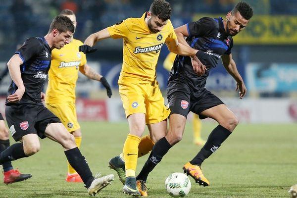 Αστέρας Τρίπολης-Πανιώνιος 1-1: Τα επίσημα highlights (video)