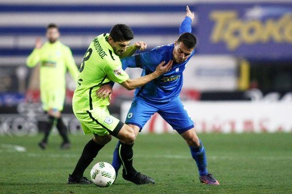 Ατρόμητος-ΠΑΣ Γιάννινα 1-1: Τα επίσημα highlights (video)