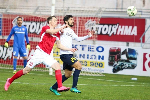 Πλατανιάς-Κέρκυρα 2-1: Τα γκολ του αγώνα (video)