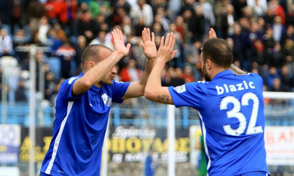 Λαμία-Άρης 1-0: Το γκολ και τα στιγμιότυπα του αγώνα