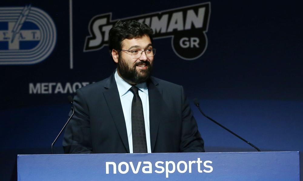 Βασιλειάδης: «Προβληματίζουν οι κόντρες στο ποδόσφαιρο»