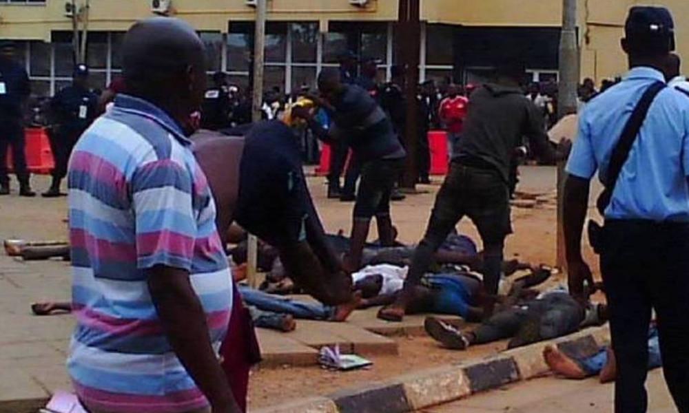 Ασύλληπτη τραγωδία σε γήπεδο με νεκρούς και τραυματίες!