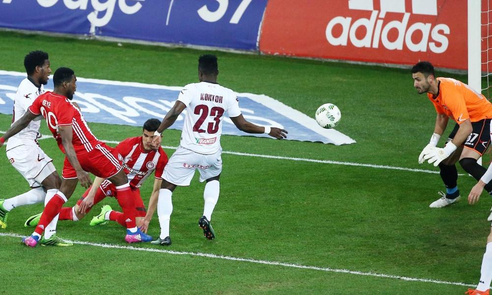 Ολυμπιακός - Λάρισα 2-0: Γητευτής του... αλόγου