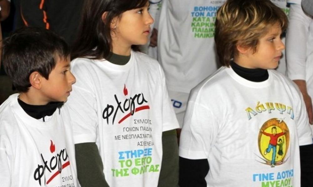 Super League: Αφιερωμένη στον αγώνα κατά του παιδικού καρκίνου η 21η αγωνιστική