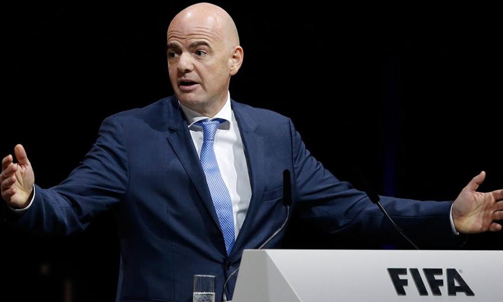 Αποκάλυψη Ινφαντίνο: «Το Μουντιάλ του 2026 μπορεί να γίνει σε τέσσερις χώρες»