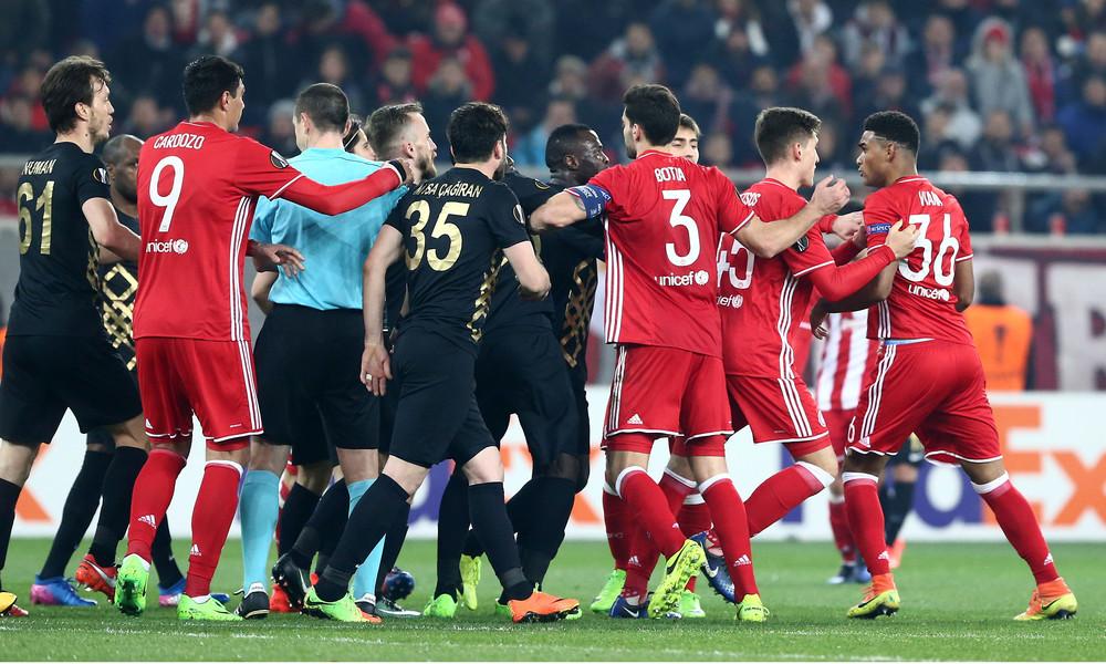 Ολυμπιακός-Οσμάνλισπορ 0-0: Ραντεβού στην Άγκυρα
