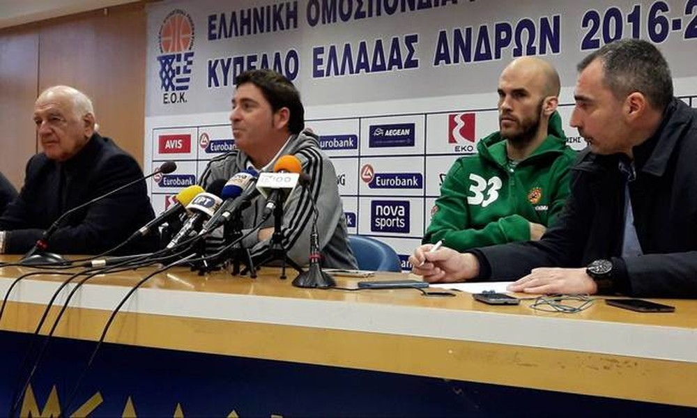 Πασκουάλ: «Πρόκληση να κερδίσουμε μέσα στη Θεσσαλονίκη»