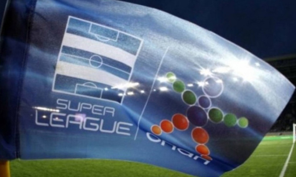 Η βαθμολογία της Super League.
