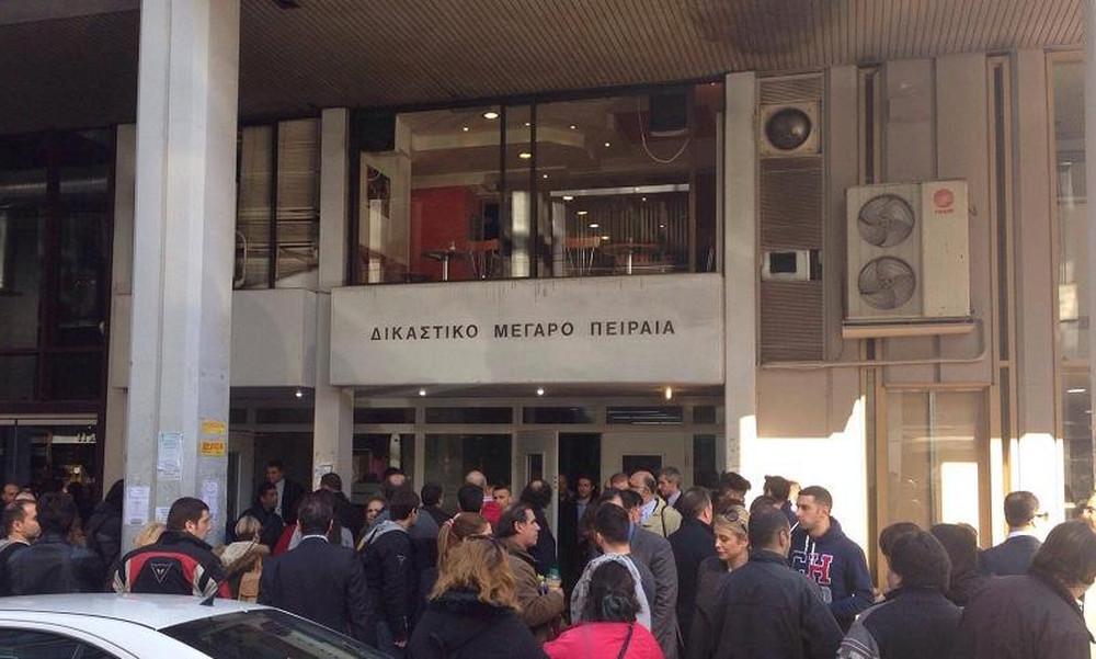 Διακόπηκε λόγω απειλής για βόμβα η δίκη Μαρινάκη-Σισέ!