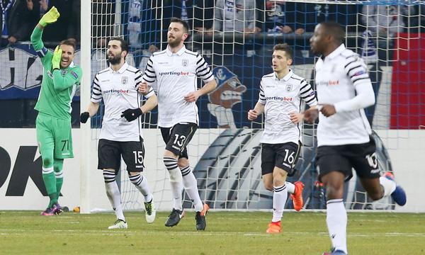 Σάλκε - ΠΑΟΚ 1-1: Αντίο με… ευρωπαϊκό αέρα!