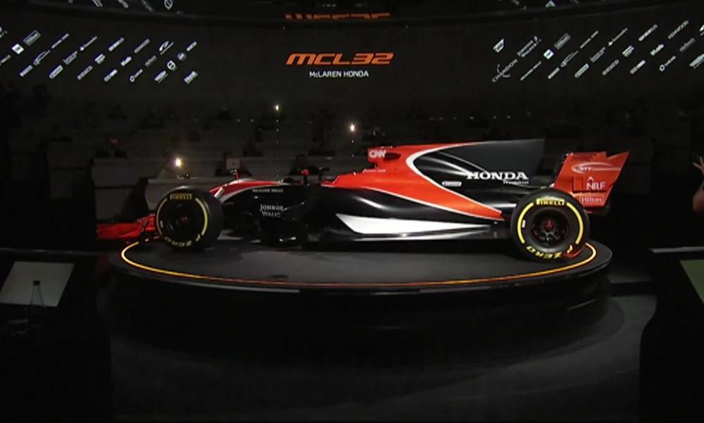 McLaren MCL32: Πορτοκαλί «σφαίρα»