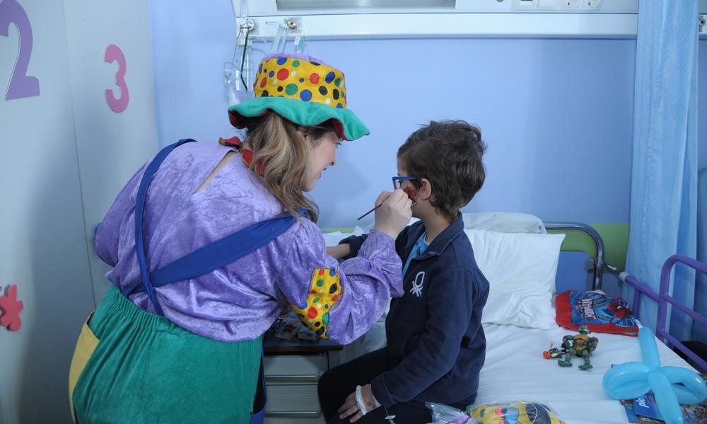 Ο ΟΠΑΠ στα παιδιά δύο παιδιατρικών νοσοκομείων – Σημαντικά έργα ανακαίνισης και αποκριάτικη έκπληξη