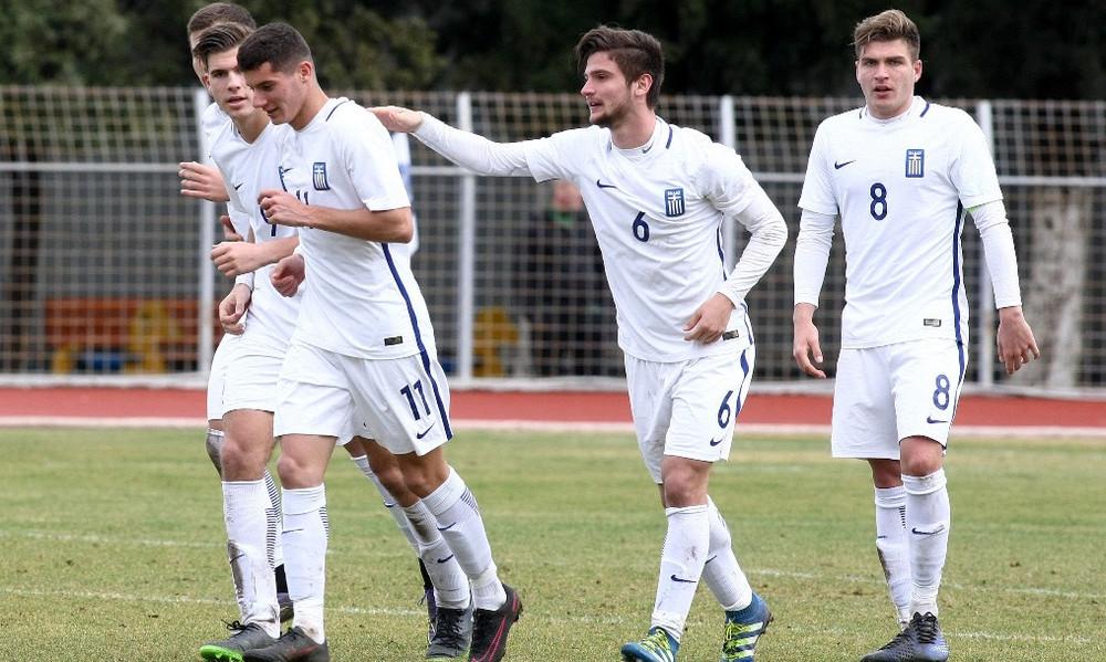 Εθνική Παίδων: Νέα ισοπαλία με Κύπρο