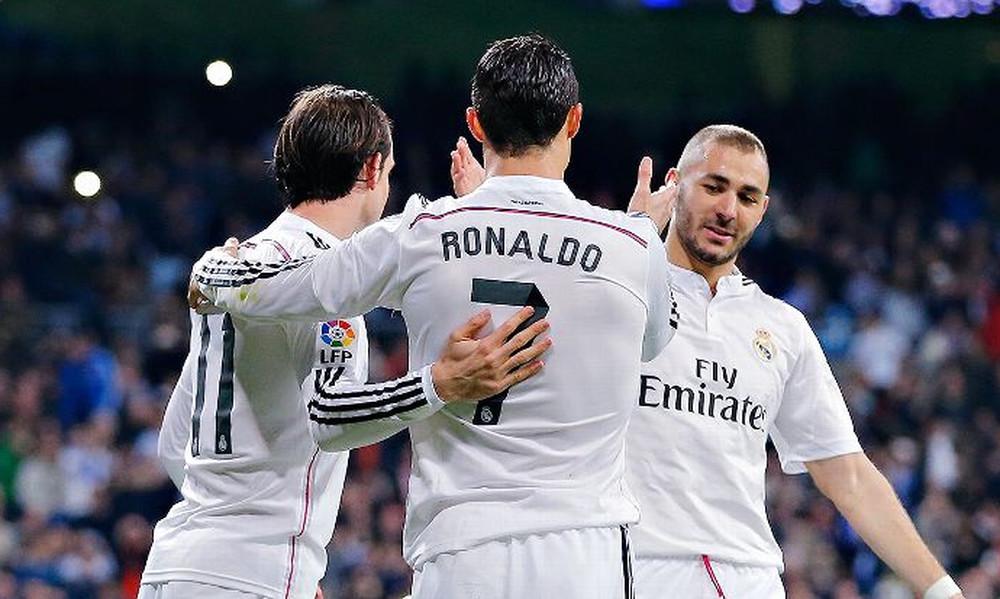 Το ρεκόρ της Ρεάλ Μαδρίτης