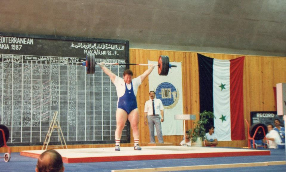 Θλίψη! Έφυγε ο Ολυμπιονίκης Γιάννης Τσιντσάρης