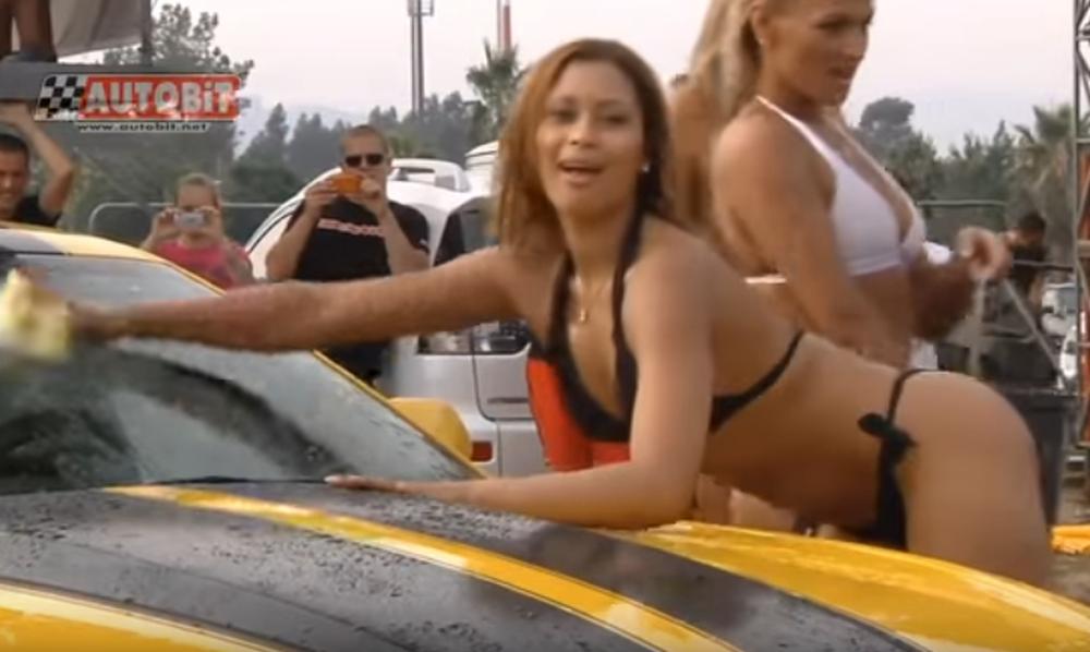 Θα τα «έσκαγες» προκειμένου να σου πλύνουν το αμάξι