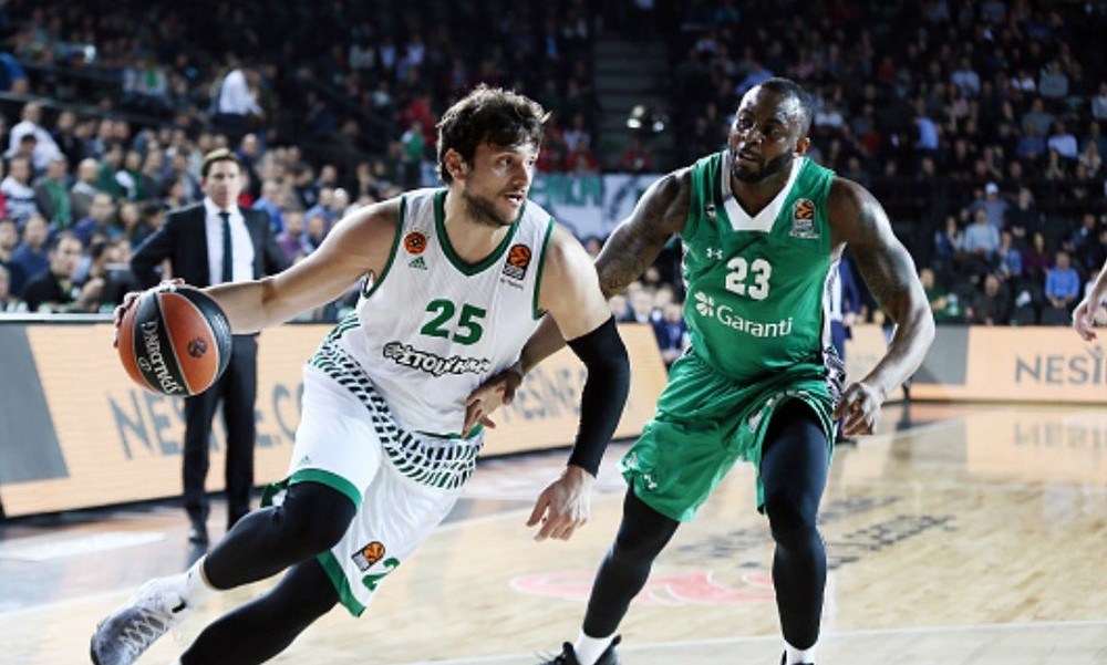 Euroleague: Οι καλύτερες τάπες της αγωνιστικής