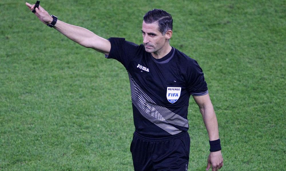 Σφυρίζει Champions League ο Σιδηρόπουλος