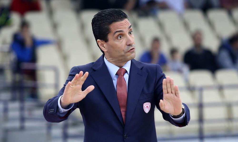 Σφαιρόπουλος: Επικίνδυνη η Νταρουσάφακα, να γεμίσουμε το γήπεδο!