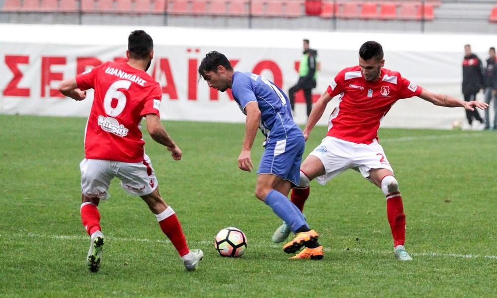 AO Χανιά-Πανσερραϊκός 0-1: «Λιοντάρι» στην Κρήτη