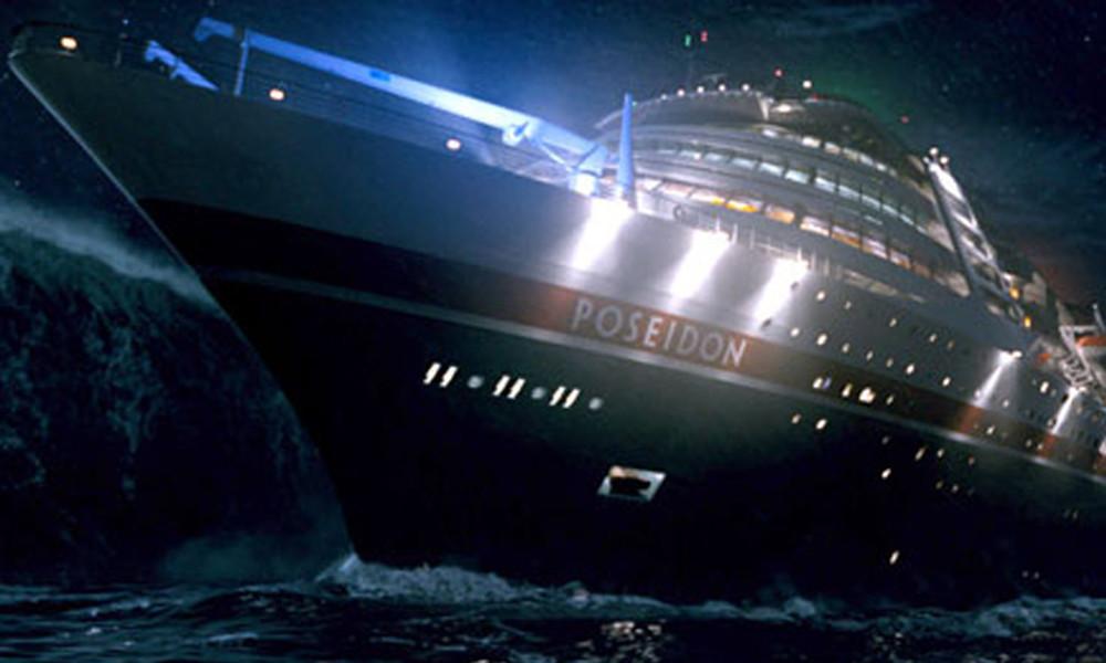 Συγκλονιστικό βίντεο: Τεράστια κύματα «καταπίνουν» κρουαζιερόπλοιο στον Ατλαντικό