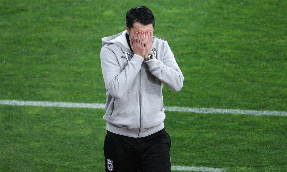 Προβληματισμένος ο Ίβιτς για την αστάθεια των παικτών του
