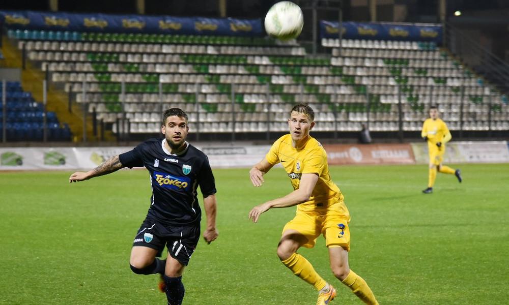 Λεβαδειακός-Αστέρας Τρίπολης 1-1: Χωρίς survivor στη Λιβαδειά!