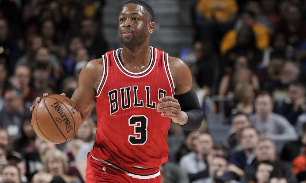 Σοκ με Ουέιντ στους Bulls