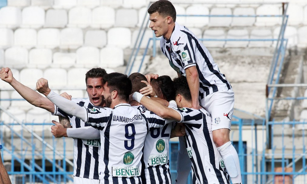 Απόλλων Σμύρνης-Αναγέννηση Καρδίτσας 2-0: Ξανά προς τη δόξα τραβά!