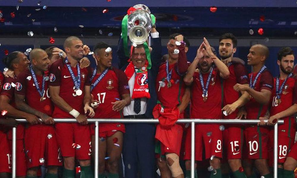 Καλύτερος προπονητής στην Πορτογαλία ο Σάντος
