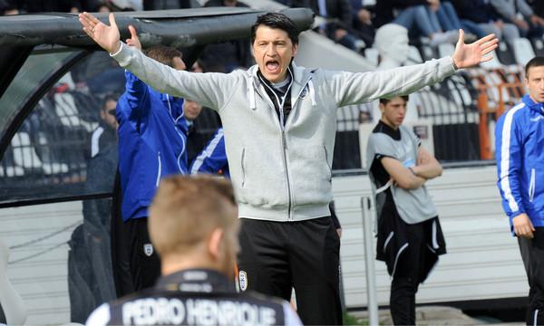 Ίβιτς: «Στόχος μας ο τελικός»
