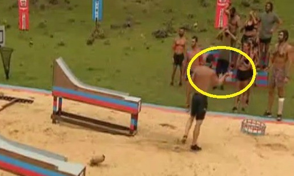 Survivor: Έκανε κ@#οδάχτυλο στους «Διάσημους» ο Κωνσταντίνος!