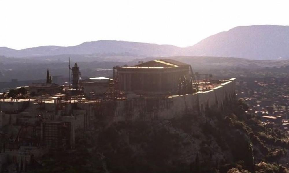 Επικό βίντεο: Έτσι ήταν η αρχαία Αθήνα