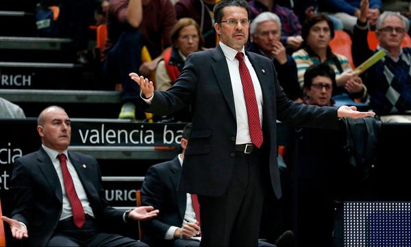 Eurocup: Προπονητής της χρονιάς ο Μαρτίνεθ