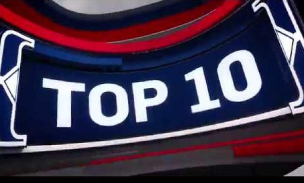 Top 10 με Γιάνναρο στην κορυφή!