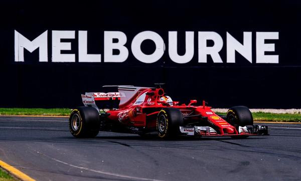 Formula 1: Έκανε… πάρτι στην Αυστραλία η Ferrari